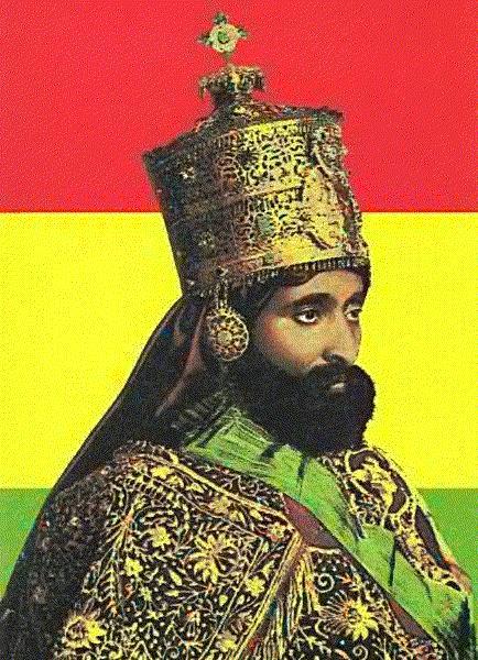Chinese Rastafarian Oahspe & Rastaf...